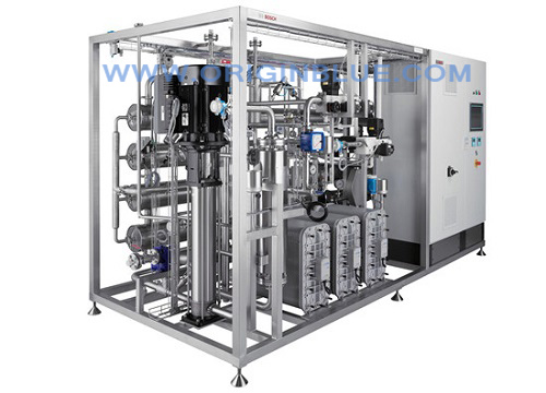 Reverse Osmosis Machines with EDI