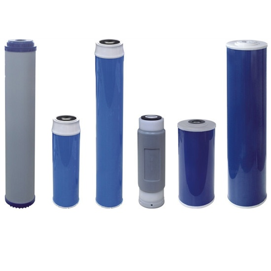 Granular Activated Carbon Cartridge Series