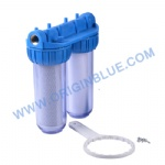 Double stages Water filter