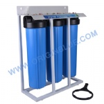 Triple stage 20inch big blue Water filter