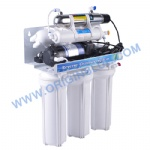 6 stage RO system with UV
