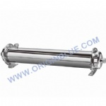 Stainless steel UF water filter