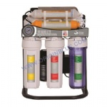 7 stage Reverse Osmosis system with UV